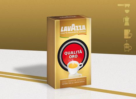 Caf Ef Bf Bd Grain Lavazza Qualita Oro